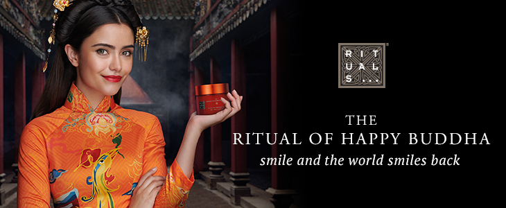 Rituals Of Happy Buddha