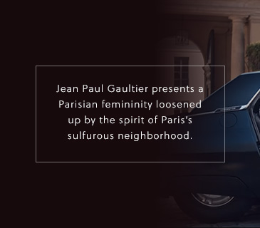 Jean Paul Gaultier  - Scandal by night video