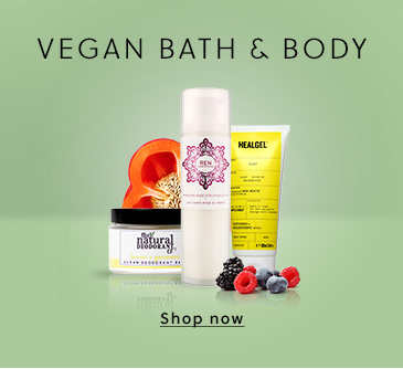 Vegan Bath and Body