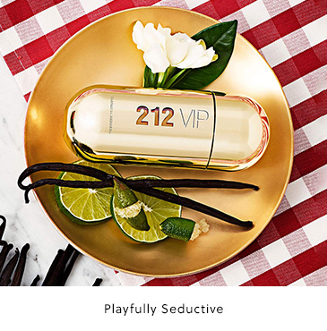Carolina Herrera - Playfully Seductive