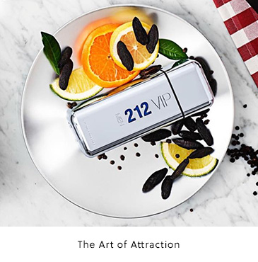 Carolina Herrera - The Art of Attraction