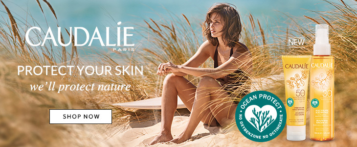 Caudalie - Protect Your Skin