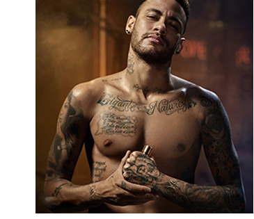 Neymar Jr X Diesel Fragrances