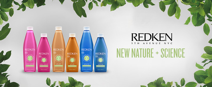 Redken Nature + Science