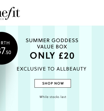 Benefit Summer Goddess Value Box