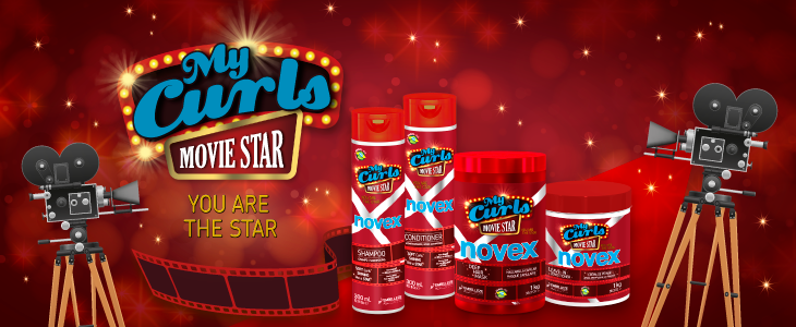 Novex My Curls Movie Star