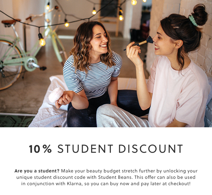 Student Beans - 10% Student Discount