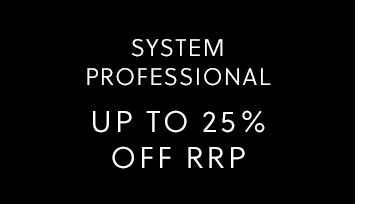System Professional Up to 25% Off RRP