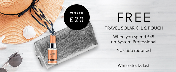 System Professional Free Gift Spend £45