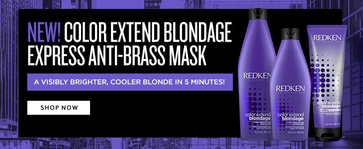 New in - Redken Colour Extend Blondage
