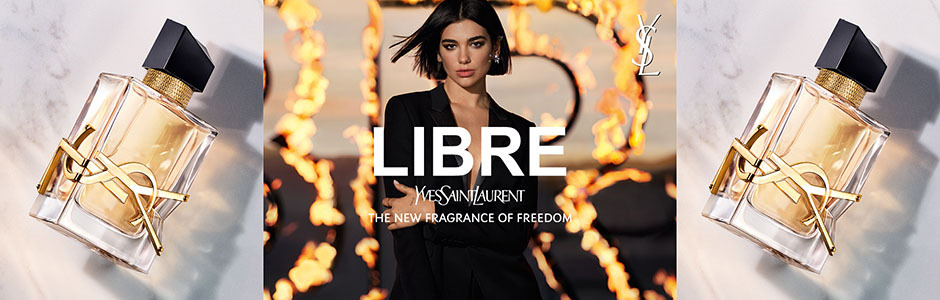 Yves Saint Laurent - Libre