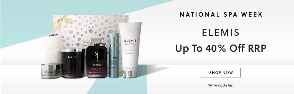Elemis - Up to 40% off RRP