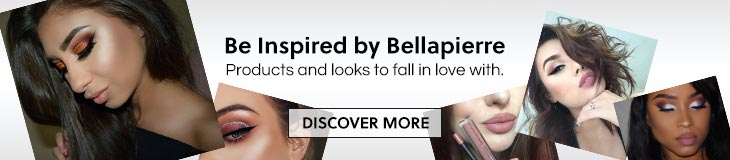Be Inspired by Bellapierre Products and looks