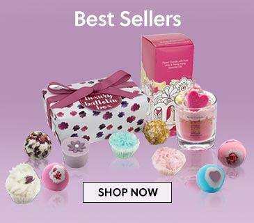 Bomb Cosmetics Best Sellers