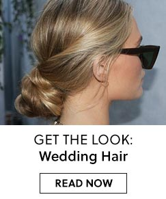 Get The Look: Wedding Hair