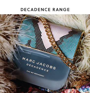 Marc Jacobs - Decadence Range