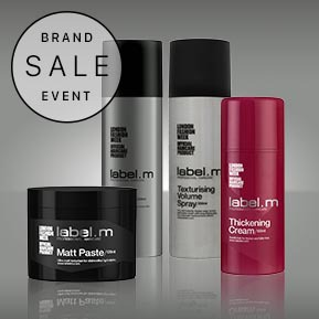 label.m Brand Sale Event