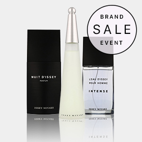 Issey Miyake Save Up to 45% Off RRP