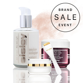 Sisley Brand Sale Event - Save Up To 40% Off RRP