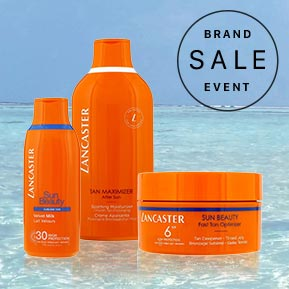Lancaster Brand Sale Event - Save Up To 55% Off RRP