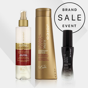 Joico Brand Sale Event - Save Up To 35% Off RRP
