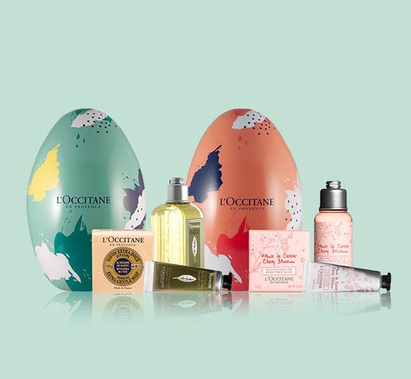 L'Occitane Easter Eggs