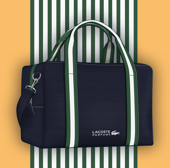 Lacoste Timeless Free Bag