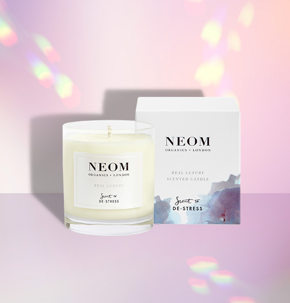 Neom Organics London Free Candle When You Spend £40 on NEOM