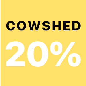 Cowshed  20% off RRP