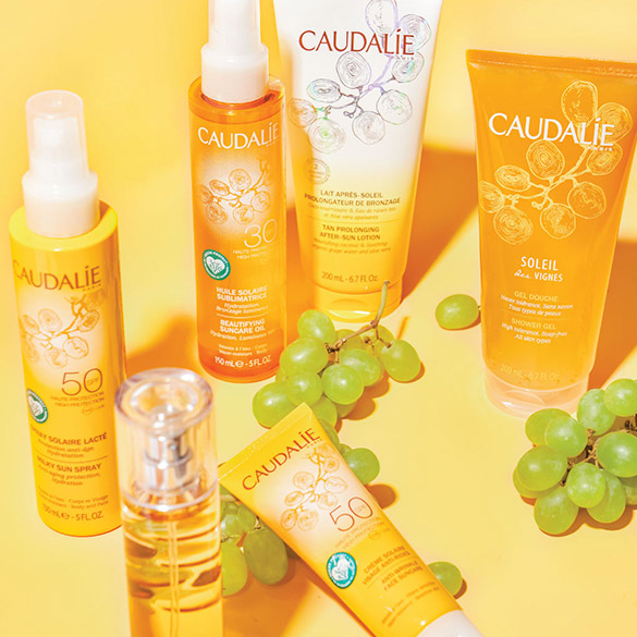 Caudalie - Up To 25% Off RRP on Suncare