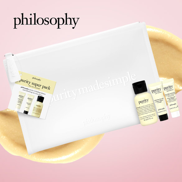 philosophy Free Gift When You Spend £35+