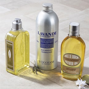 L'Occitane Bath & Shower