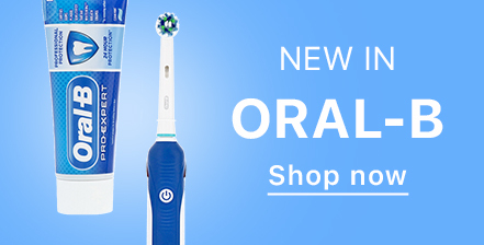 New In - Oral B Products