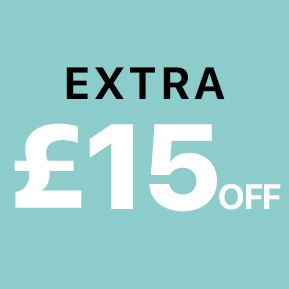 £15 Off When You Spend £150 Sitewide