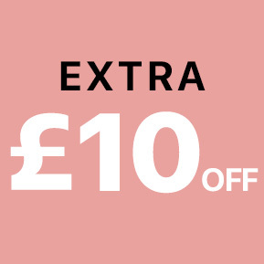 £10 Off When You Spend £100 Sitewide