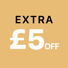 £5 Off When You Spend £50 Sitewide