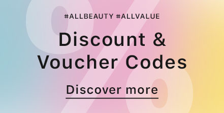 Discount & Voucher Codes