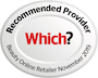 Which? Recommended provider 2019 Logo