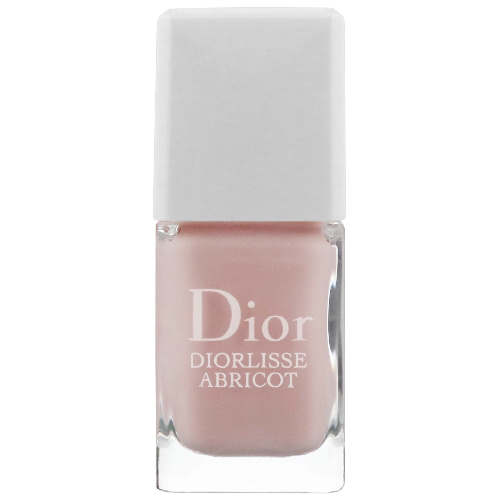 Dior Diorlisse Abricot Smoothing Perfecting Nail Care