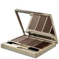 Image of Clarins 4-Colour Eye Palette 03 Brown 6.9g / 0.2 oz.