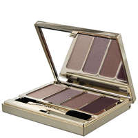 Image of Clarins 4-Colour Eye Palette 02 Rosewood 6.9g / 0.2 oz.