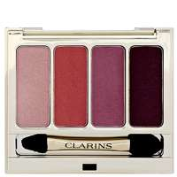 Image of Clarins 4-Colour Eye Palette 07 Lovely Rose 6.9g / 0.2 oz.