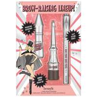 Image of benefit Brow-Raising Lineup! 4.5 (Worth GBP36.00)