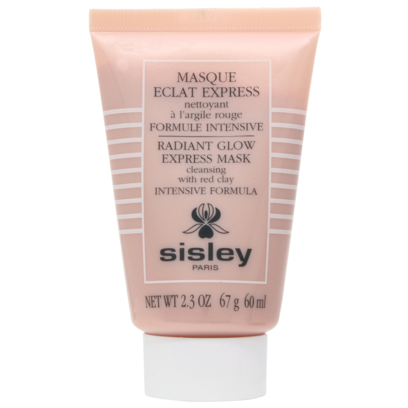 Sisley Exfoliants And Face Masks Radiant Glow Express Mask with Red Clay 60ml