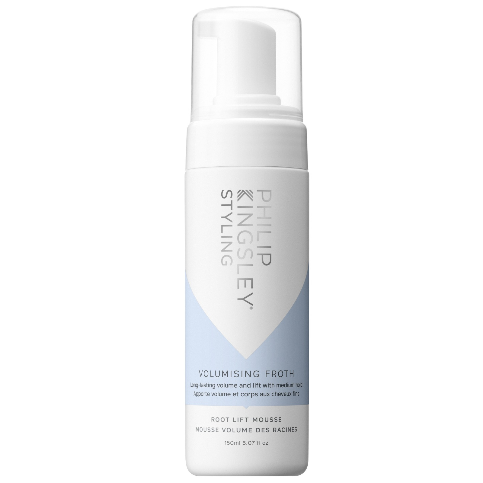 Philip Kingsley Styling Volumising Froth Root Lift Mousse 150ml