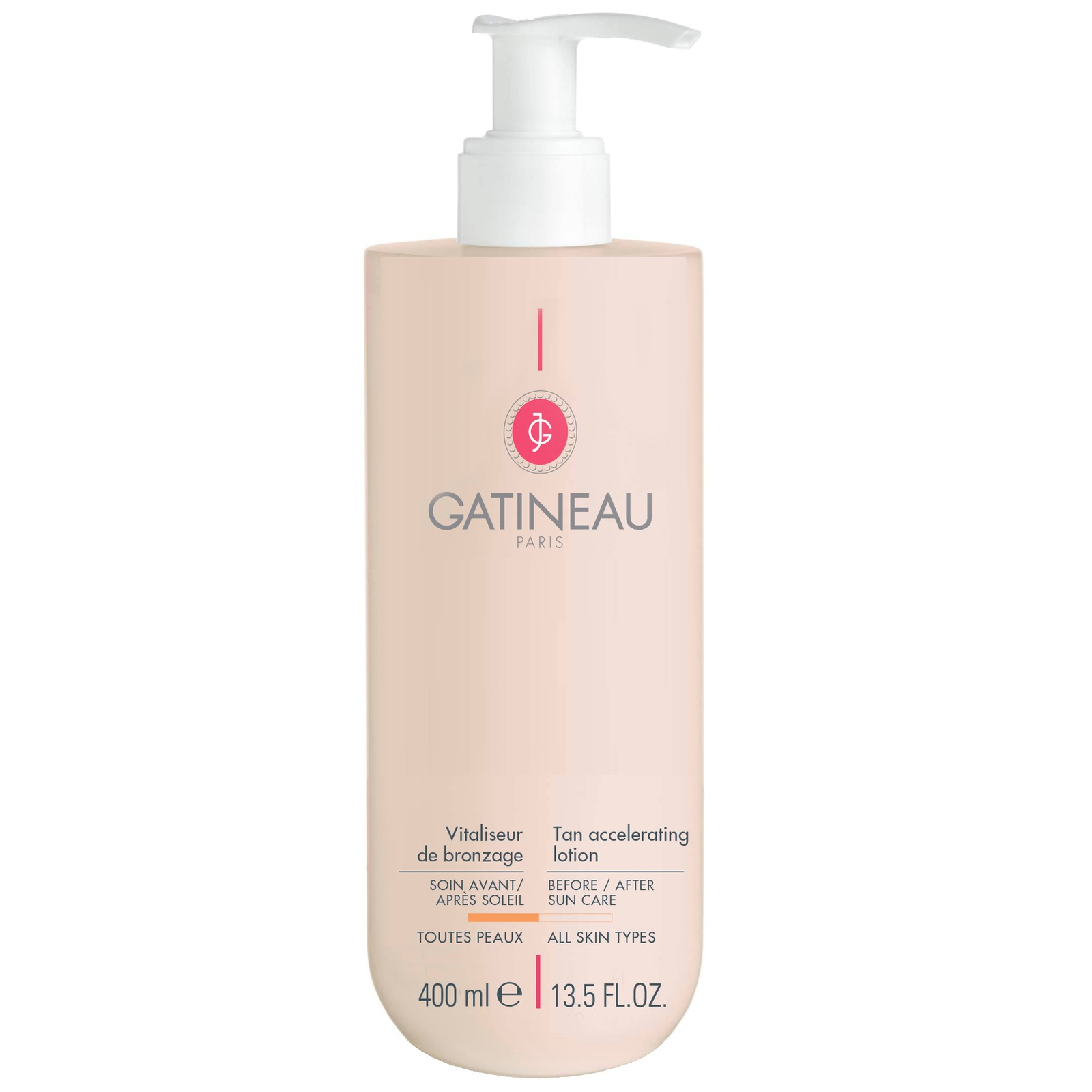 Gatineau Essentials Tan Accelerating Lotion 400ml