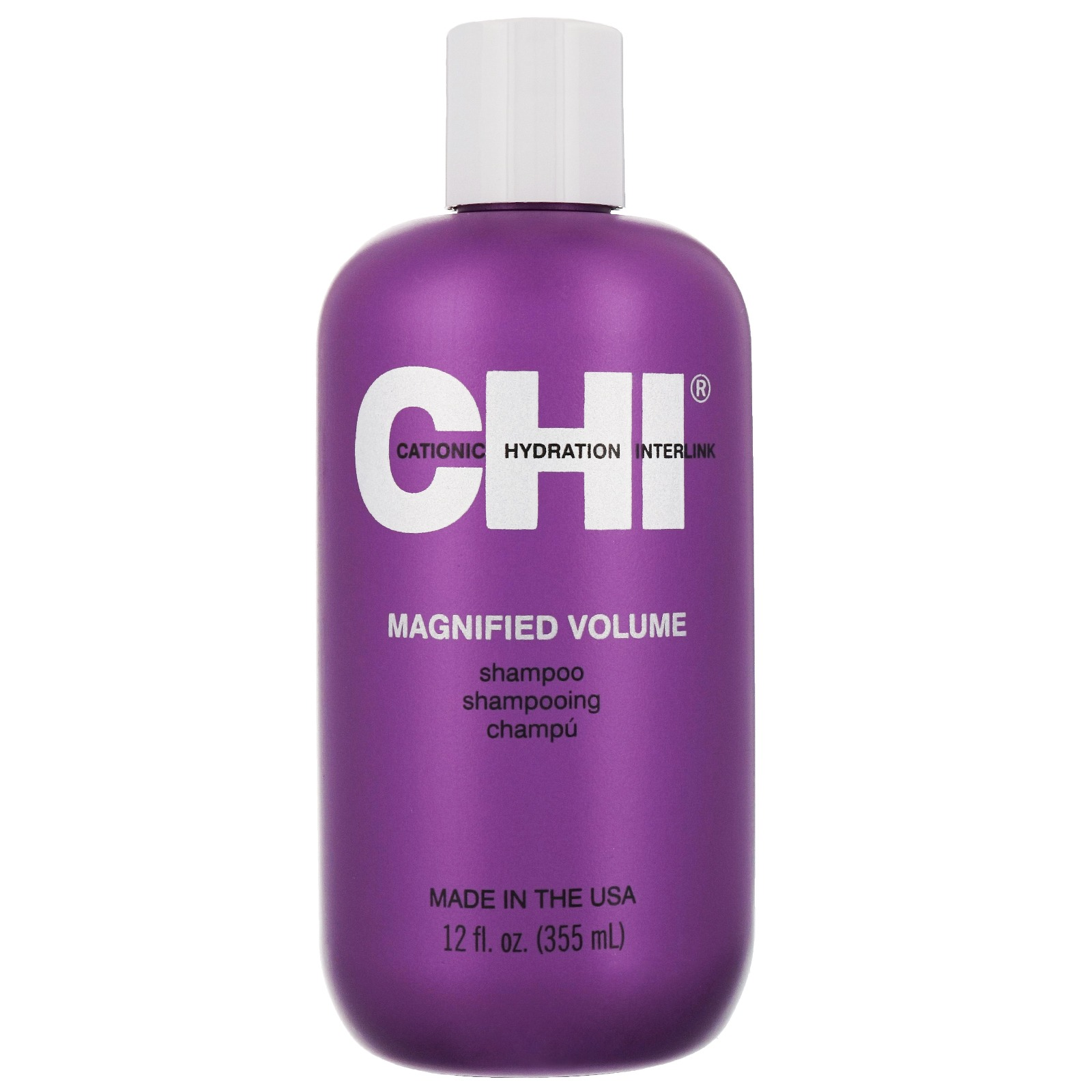 CHI Maintain. Repair. Protect. Magnified Volume Shampoo 355ml