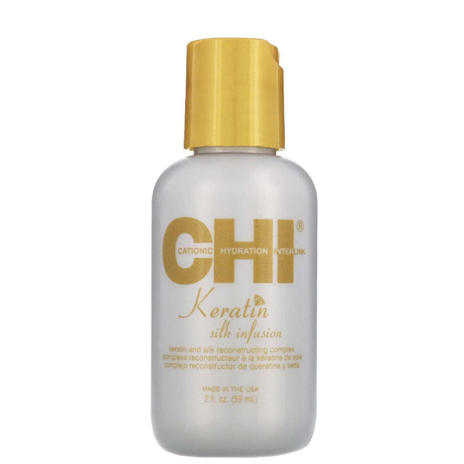 CHI Maintain. Repair. Protect. Keratin Silk Infusion 59ml