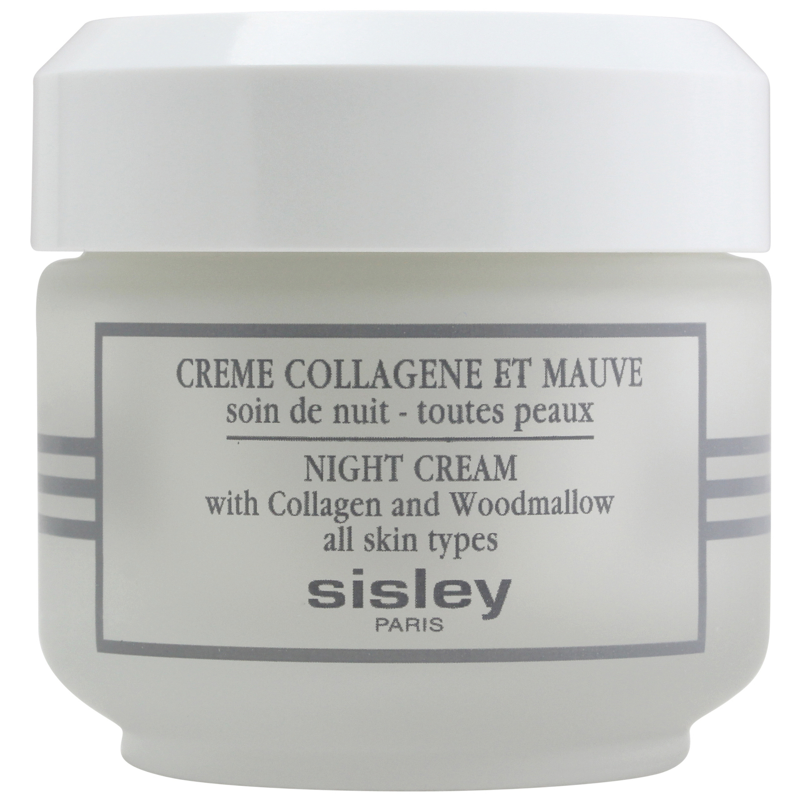Sisley Anti-Aging Care Botanical Night Cream with Collagen & Woodmallow 50ml