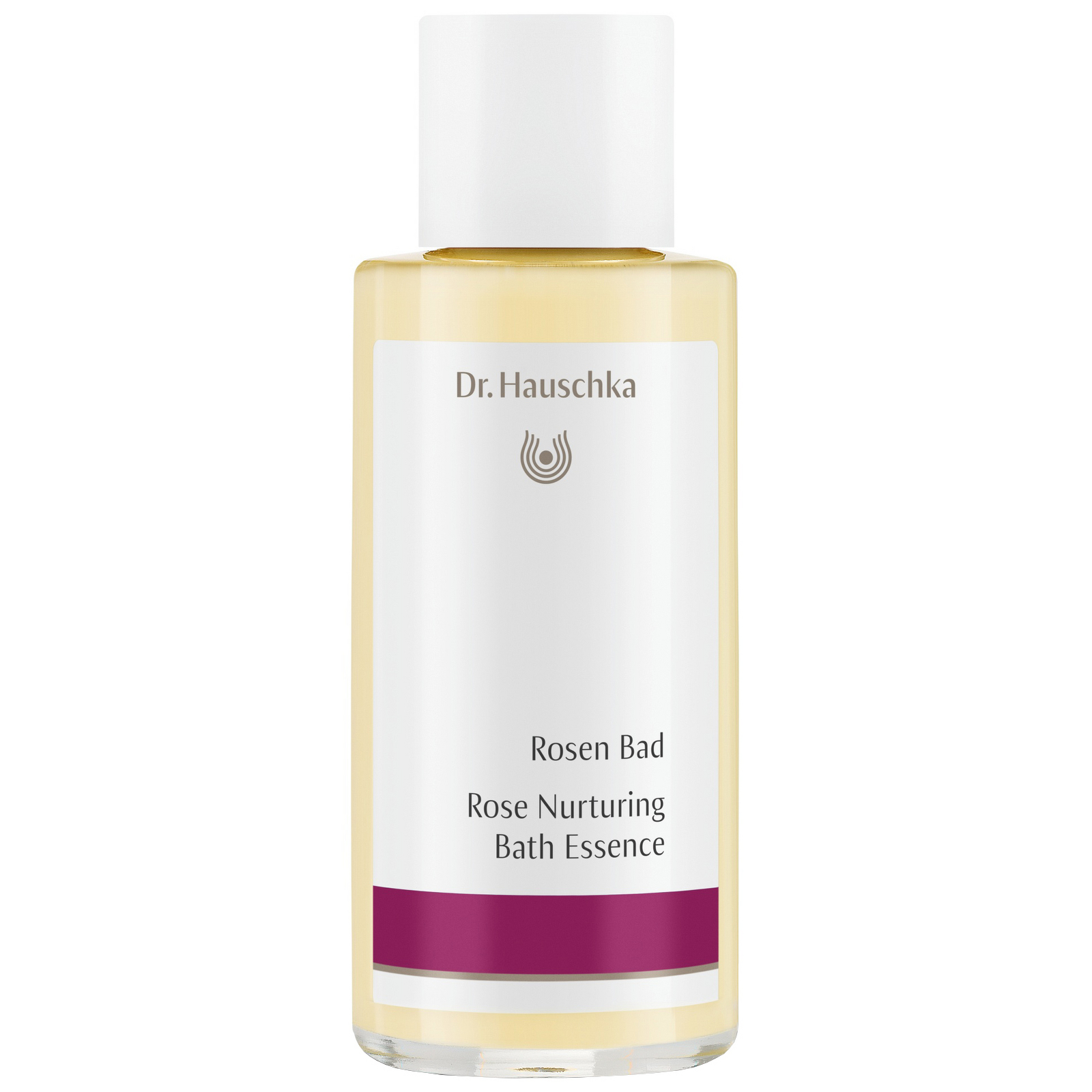 Dr. Hauschka Bath & Shower Rose Nurturing Bath Essence 100ml